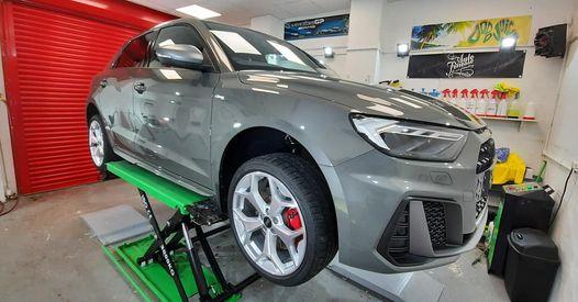 Audi A1 New Car Detail